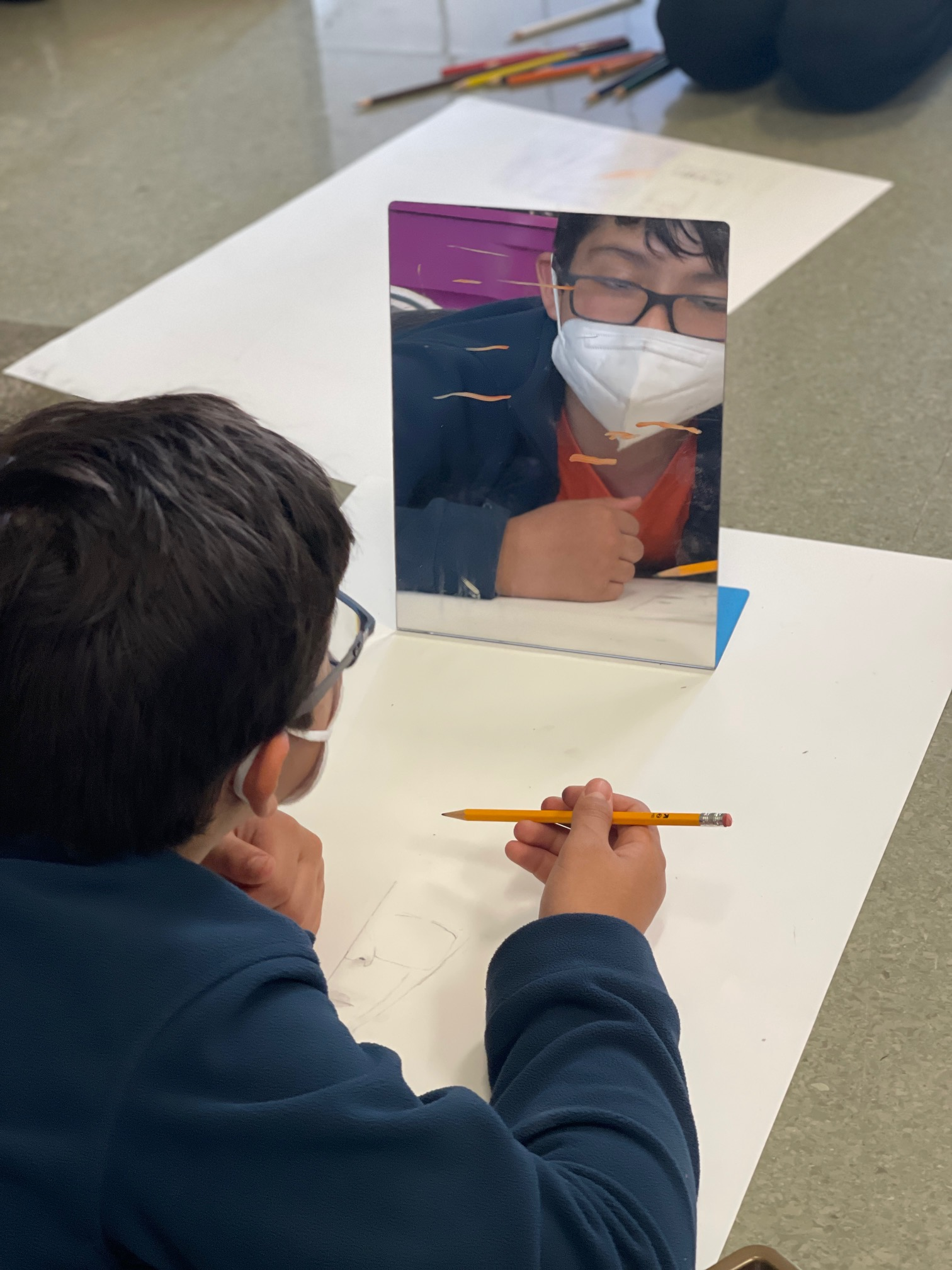 Daycroft students participate in all subjects